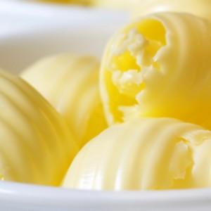 Margarina y Mantequilla
