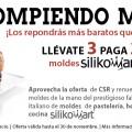 Grupo Haricana CSR, Oferta moldes Silikomart