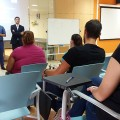 Inauguración curso de panadería y bollería del Cabildo de Gran Canaria y Haricana