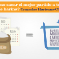 Cruzadas haricana CSR, creatividad Japiend