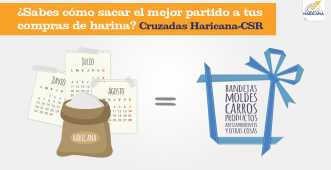 Cruzadas haricana CSR, creatividad Japiend featured image