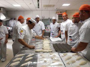 Primera sesión del curso Experto Panadero Internacional